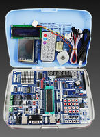 AVR ARM 51 HC6800 Experimental Board Microcontroller Development Board Learning Board Kit STM32