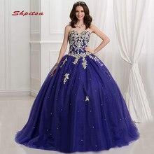 Vestido de baile princesa quinceanera vestidos meninas querida masquerade baile doce 16 vestidos de baile vestidos de 15 anos baile