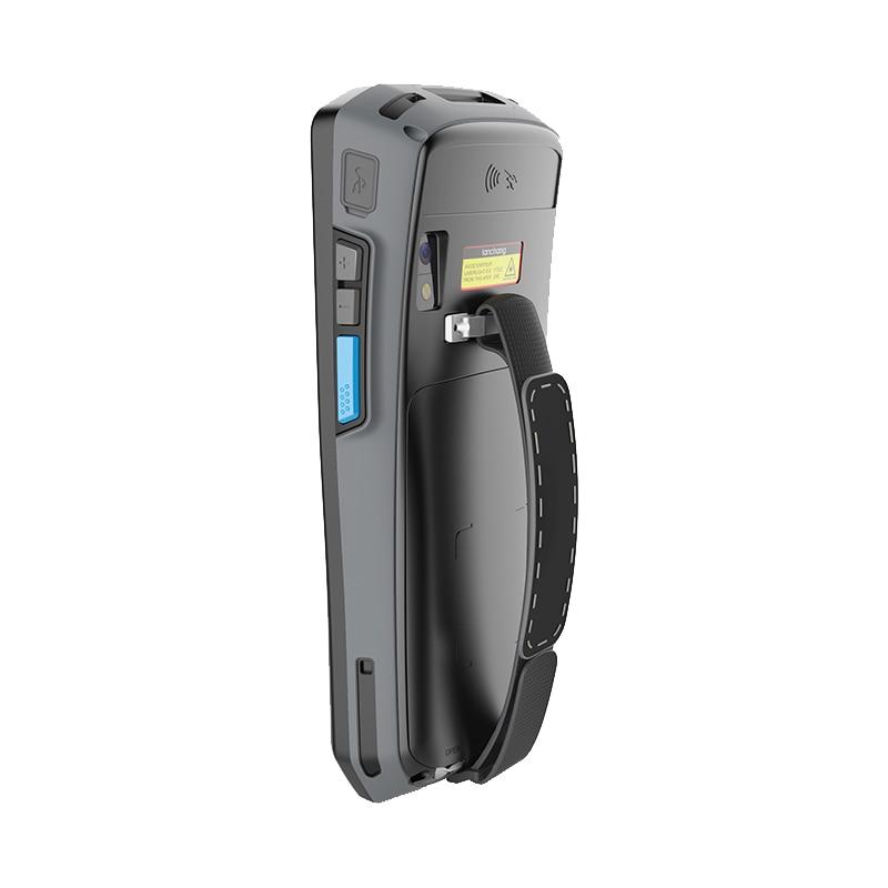 android pos barcode scanner movel pda com impressora embutida 02