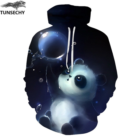 Hot Fashion Men/Women 3D Sweatshirts Print Milk Space Galaxy Hooded Hoodies Unisex Tops Wholesale and retail 38