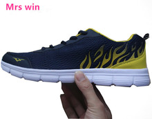 summer mens running shoes woman sneakers breathable air mesh sport shoes men trainers walk jogging shoes
