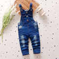 Denim Overalls New Arrival Baby Overalls Fashion Infant Clothes 2016 Cute Infant Jumpsuits Casual Baby Clothing Good Quality