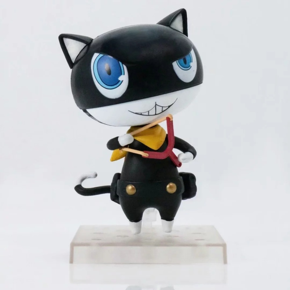 New hot sale Q ver  793# PERSONA 5 Morgana 10CM PVC gift for