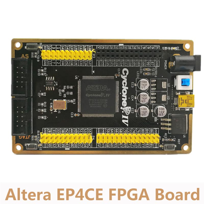 Altera FPGA Development Board CYCLONE IV EP4CE Core Board TFT Video Card