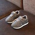 Shoes 2017 nueva primavera costura de malla de luz moda infantil baby toddler shoes mocasines bebé shoes