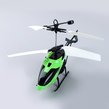Mini RC Drone Toy Flying RC Helicopter Aircraft USB Charging