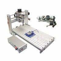 6020 5 eixos cnc máquina mini diy máquina de gravura do cnc