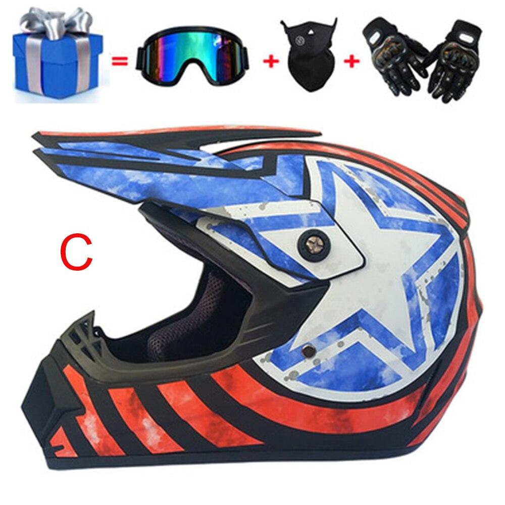 Casque moto motocross moto pour Kask Capacete Ls2 Casque Araie Scooter Casque bulle visière descente Casque # ET171