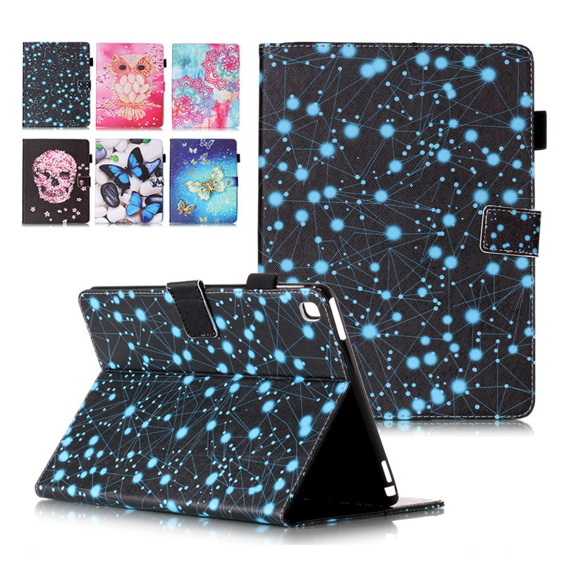 Fashion pattern Smart Flip Cover for Apple iPad Pro 9.7 funda case shell skin with Card Holder+Screen Protector+ stylus pen