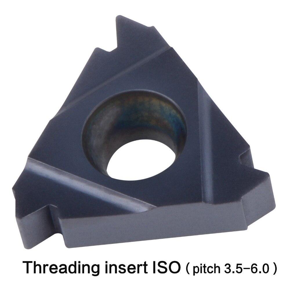 スレッド旋削工具 22IR 27IR 22ER 27ER 3.5 4.0 5.0 6.0 ねじ内部スレッディング挿入 extenal スレッディング一般的なピッチ  グループ上の ツール からの ターニングツール の中 1