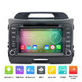 Quad Core Android 5.1.1 In Dash Car GPS Navigation for Kia SPORTAGE 2010 2011 2012 2013 Radio+RDS+Bluetooth+WiFi+AUX+Mirror Link