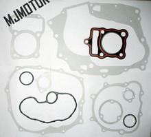 Full set Engine repair Gasket For Keeway Honda CG QJ125 GN Chinese Motorcycle Sealing Case Gasket Sealing Kit atv quad bike part