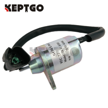 цена на Fuel Shut off Solenoid For Thermo King TK 41-6383 416383