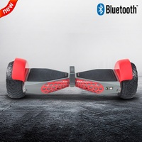 Alloy Bluetooth Hoverboard Balance Scooter Two Wheel 8 5 Inch Self Balancing Electric Scooter Skateboard Hover