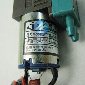 Image 5 - 6 pièces LETOP livraison gratuite JYY 100 200 ml/min 24V 3W petite Micro pompe à membrane pour imprimante à jet dencre