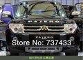 """3D hear Cover Letter body  Stickers for mitsubishi pajero sport car suv """"pajero"""" sticker"""