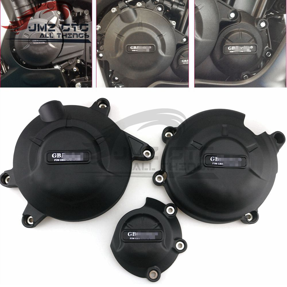 Motorcycles Engine cover Protection case for case GB Racing For <font><b>HONDA</b></font> CBR500 <font><b>CB500F</b></font> 2013 2014 2015 2016 2017 <font><b>2018</b></font> image