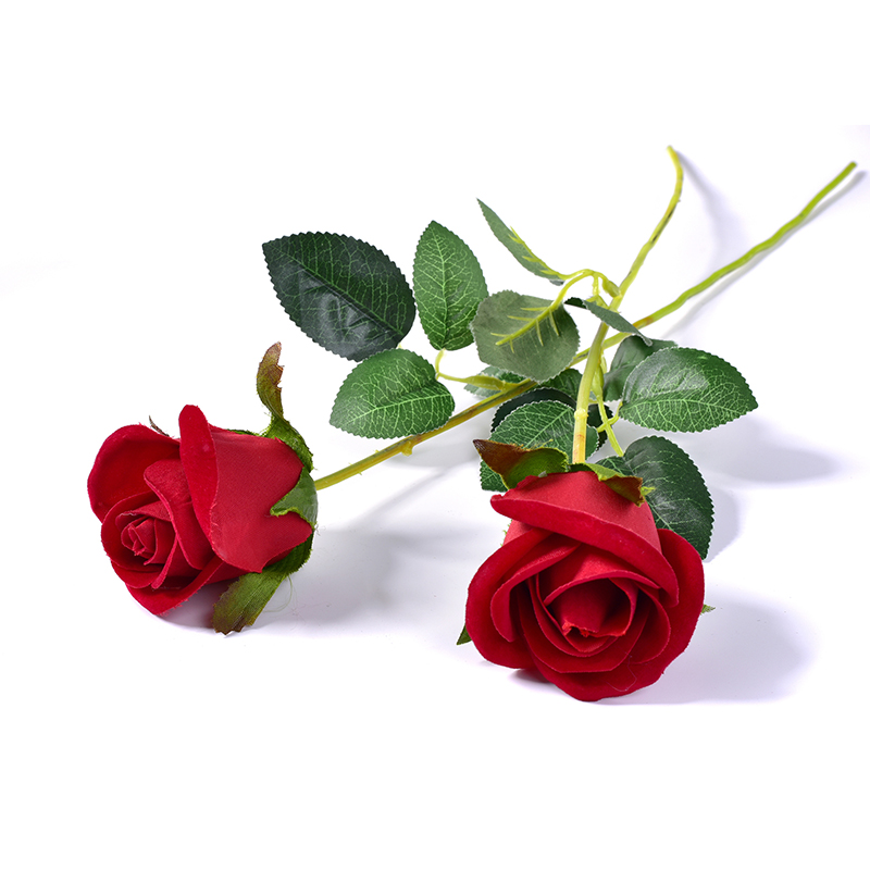 Clothing, Shoes & Accessories Artificial Red Rose Flower Wedding Bridal Bouquet Valentines Day Or Birthday Propose Party Magic Trick Props Home Decoration P3 Health & Beauty