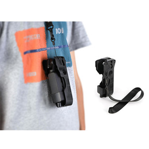 Image 5 - מתקפל Z ציר 4th ציר מייצב עבור DJI אוסמו כיס Smartphone כף יד Gimbal מייצב אוסמו כיס הרחבת הר בעל