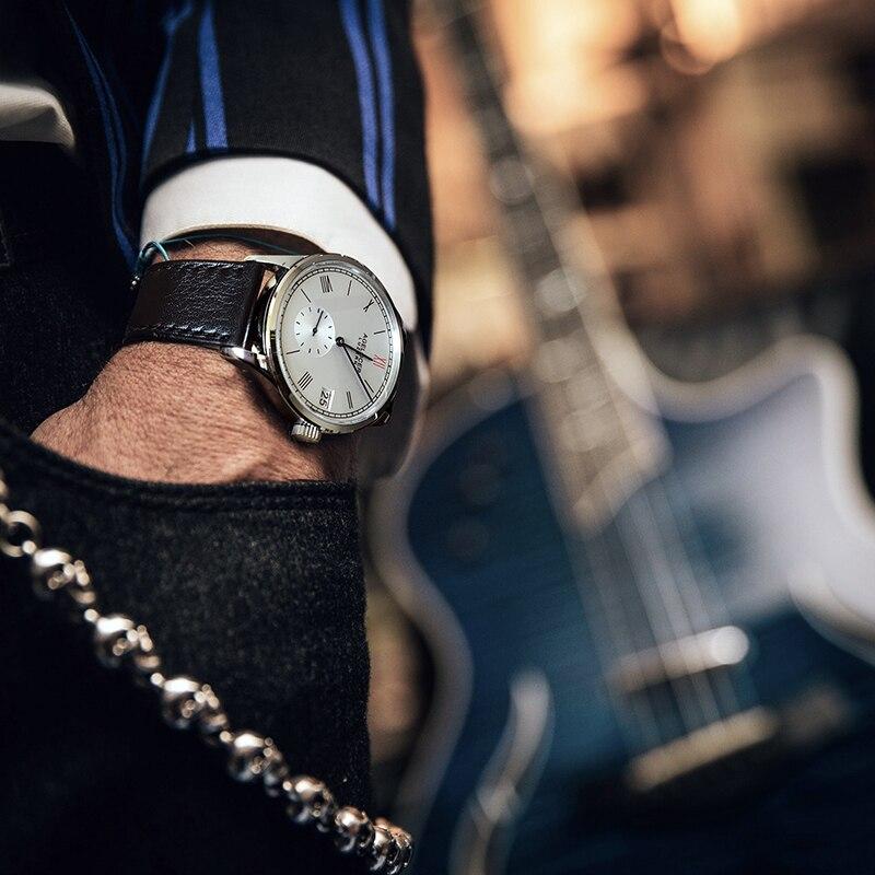 Бренд Agelcoer, автоматические наручные часы, мужские уникальные дизайнерские часы, противоударные водонепроницаемые часы для дайвинга, механ