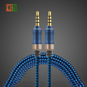 Image 3 - Jack 3.5 mm Audio Extension Cable 1.5m Dual Aux Cable for Car Computer Iphone
