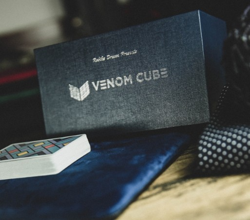 Venom Cube by Henry Harrius Magic tricksVenom Cube by Henry Harrius Magic tricks