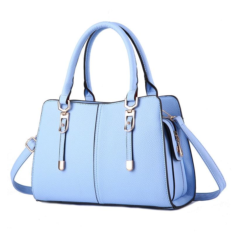 d4dc2017baac ... wave of summer models ladies handbag fashion simple shoulder bag  Messenger bag. 50% Off. 🔍 Previous. Next