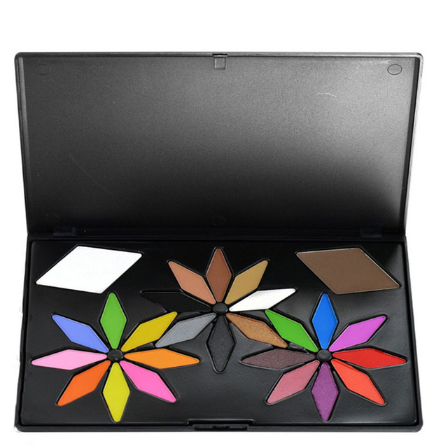 26 Pretty Color Eyeshadow Concealer Make Up Palette Kit Colorful matte Shimmer Eye shadow Pigment Cosmetic Mineral Makeup Set
