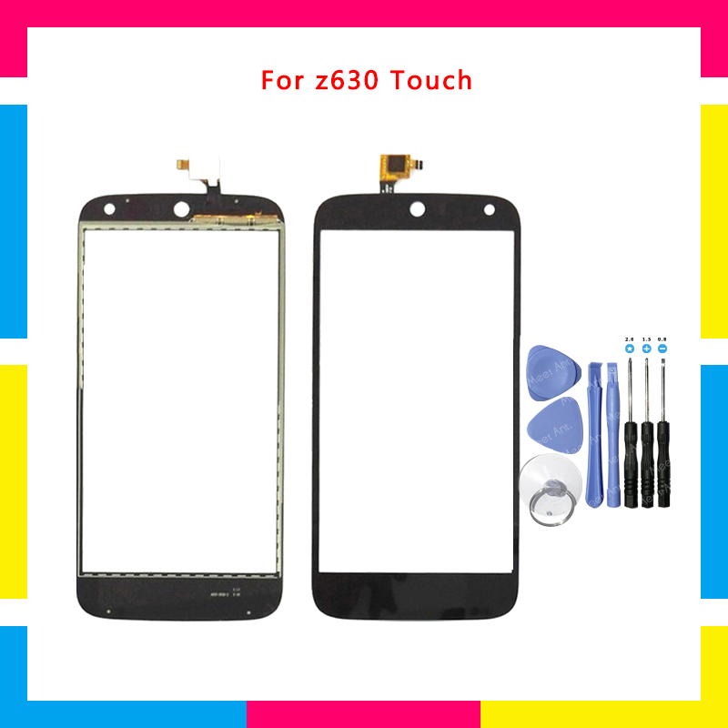 Replacement Touch Screen Digitizer Sensor Outer Glass Lens Panel For Acer Liquid Z630 Tracking Code