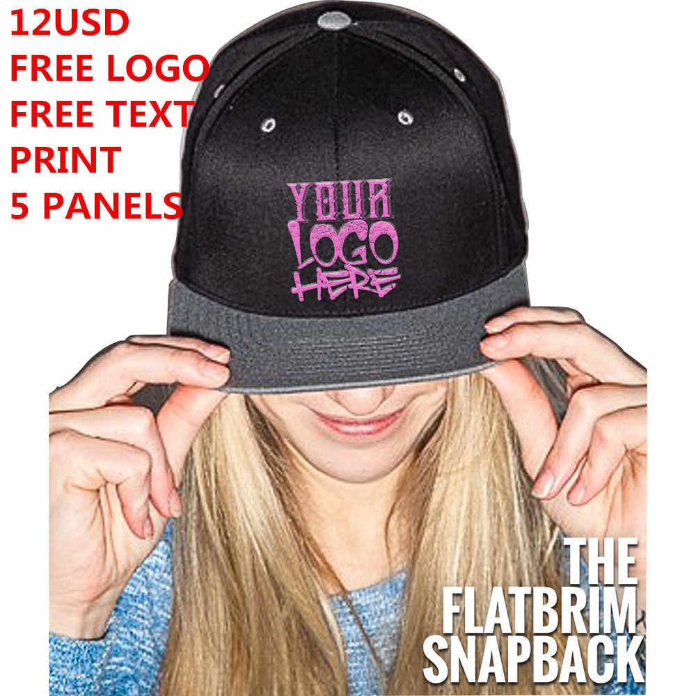 9dabe3469 Detail Feedback Questions about Custom Snapback Hat 5 Panels Free ...