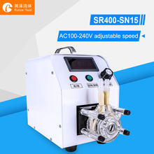 Variable Speed Food Grade Peristaltic Pump High Flow Rate