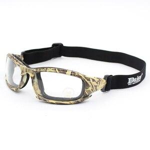 Image 4 - Übergang Photochrome Polarisierte Daisy X7 Military Brille Armee Sonnenbrille 4 Objektiv Kit Krieg Spiel Taktischen männer Gläser Sport