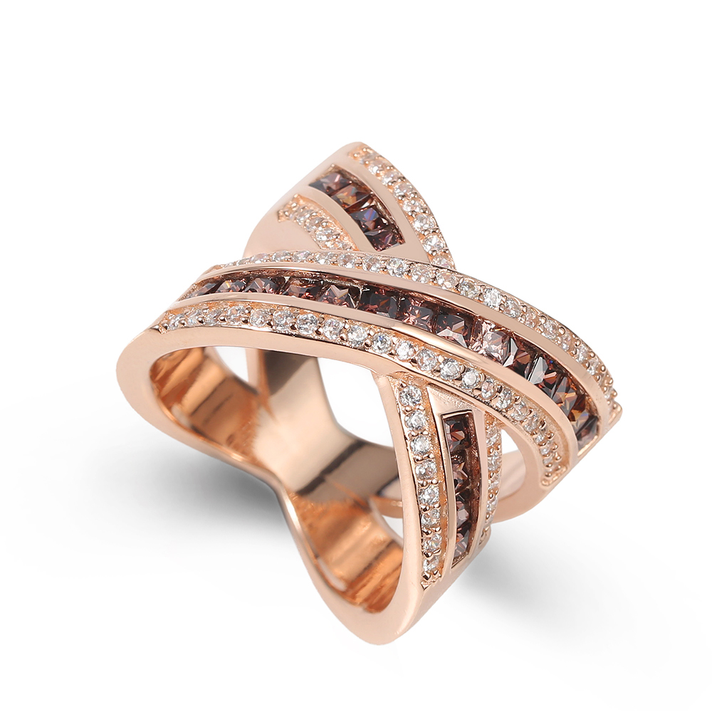 TL Rose Gold Stainless Steel Ring For High Quality Matte Little Boy Pattern Finger Rings for Love Jewelry Birthday Gift