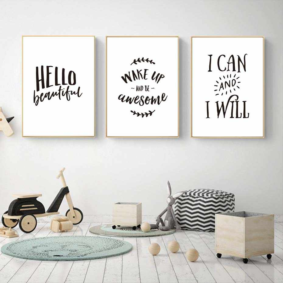 Do Now Inspiring Life Quotes Poster For Wall Modern Home Decor Canvas Painting For Bedroom Wall Picture Wall Art Prints