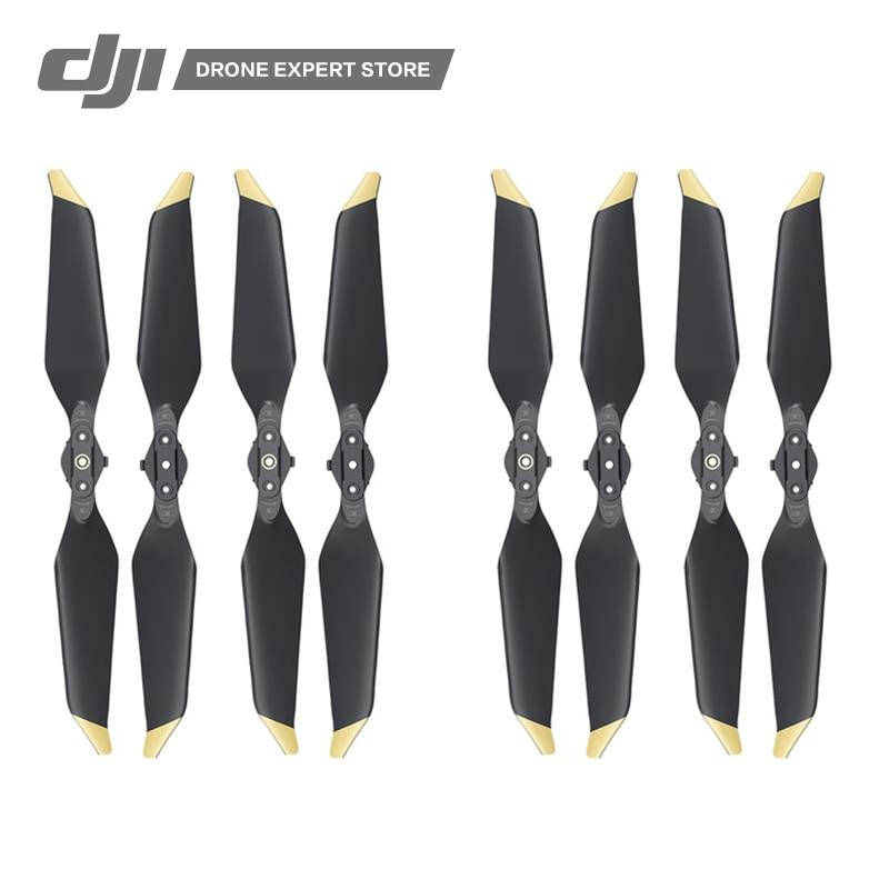 8pcs Original DJI Mavic Pro/Pro Platinum Quick-release Folding Propellers Drone Accessory куртка junona куртки легкие