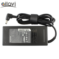AC 110V 220V Power Adapter DC 19V 5A Power Supply 5.5mm x 2.5mm For Laptop Charging Switching Power Supply Module