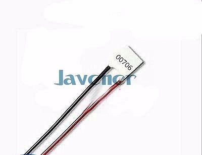 купить TEC1-00706 10x10mm Heatsink Thermoelectric Cooler Peltier Cooling Plate 6A Refrigeration Module по цене 328.43 рублей