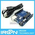 UNO R3 MEGA328P ATMEGA16U2 + USB Cable Compatible For Arduino