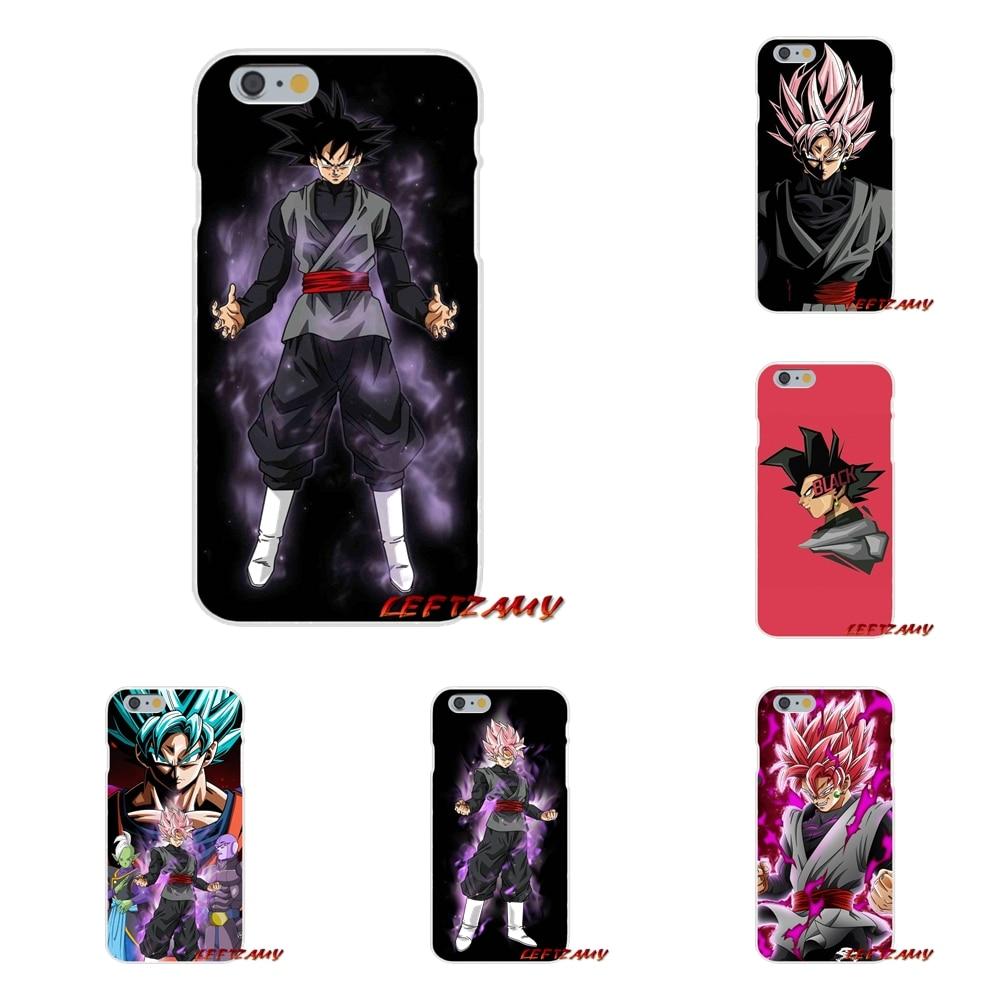 For Samsung Galaxy A3 A5 A7 J1 J2 J3 J5 J7 2015 2016 2017 Accessories Phone Cases Covers Dragon Ball Z Super Black Goku Phone Bags & Cases
