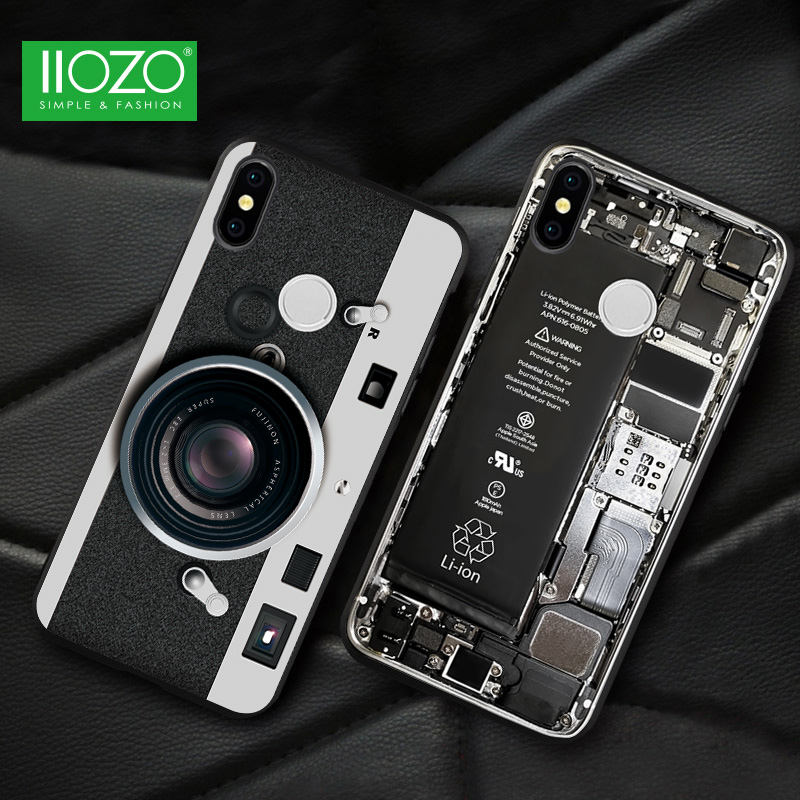 Case For <font><b>Xiaomi</b></font> <font><b>Redmi</b></font> <font><b>Note</b></font> 5 <font><b>Pro</b></font> Case For <font><b>Redmi</b></font> <font><b>Note</b></font> 5 6 <font><b>7</b></font> <font><b>Global</b></font> <font><b>Version</b></font> TPU Soft Silicone Cover Broken Camera Phone Bag Cases image