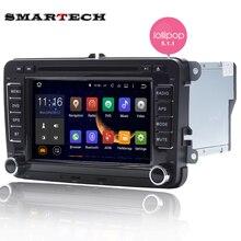 RNS510 VW Android 5. 1.1 Quad Core Dla VW 1024*600 HD Głowy jednostka 7 Cal Samochodowej Nawigacji GPS Dla Volkswagen Seat Skoda Odtwarzacz DVD