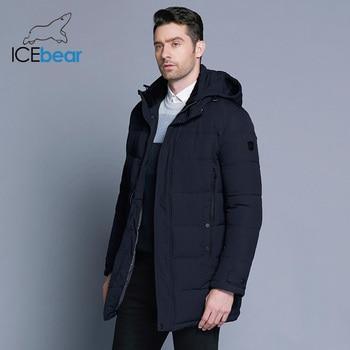 Winter Men's Jacket by ICEbear 2018