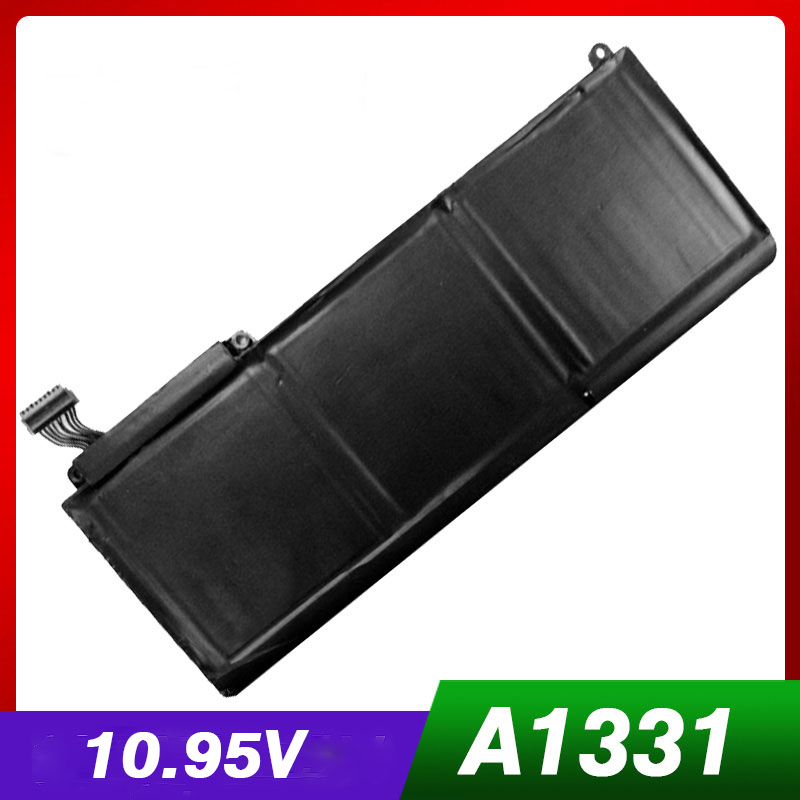 10.95V Laptop Battery For APPLE A1331 A1342 MC207 661-5391 020-6580-A 020-6582-A 020-6809-A 020-6810-A For MacBook 13