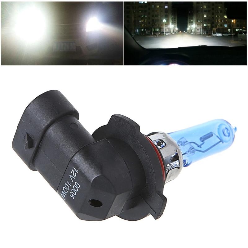 Новинка 1 шт. 9005/HB3 6000K 100 Вт белая газовая головсветильник лампа
