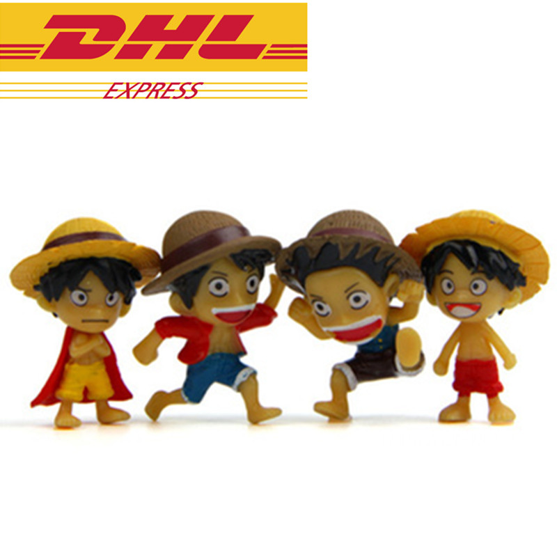 One Piece Monkey D Luffy Usopp Roronoa Zoro Nami: 200set/Lot ONE PIECE Monkey D. Luffy Roronoa Zoro Nami