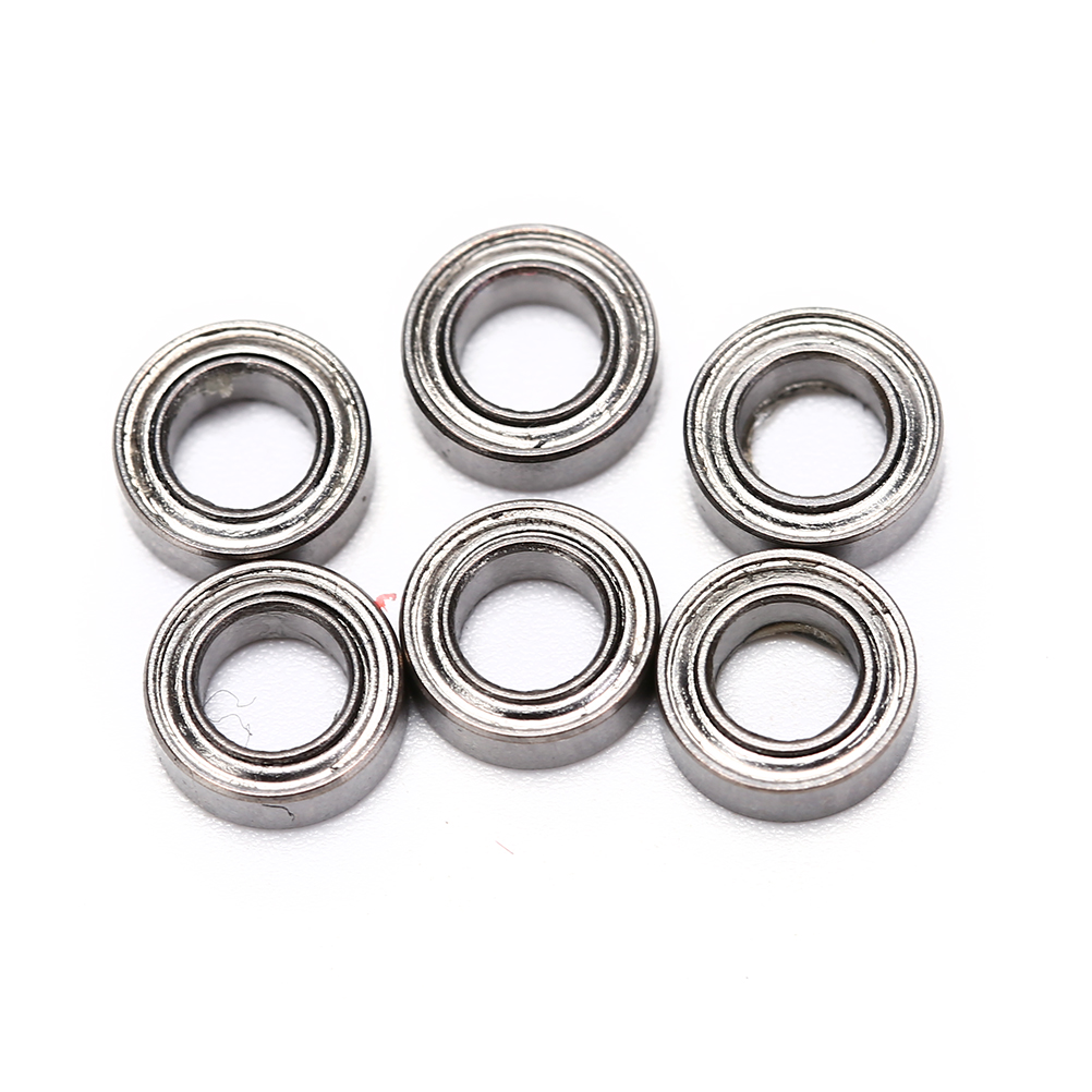 6pcs/set New Fishing Gear Fishing Reel Handle Knob Bearing Fishing Reel Accessory 7*4*2.5mm