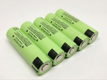10pcs/lot New Original For Panasonic 18650 NCR18650PF 2900mAh 3.7V Rechargeable Battery Li-ion Batteries For E-cigarette