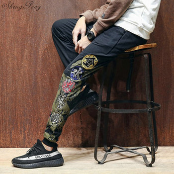 Traditional chinese clothing for men chinese pants chinese traditional oriental men clothes oriental pants Q010