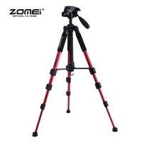 Zomei Q111 Heavy Duty Aluminium Tripod Stand Camera Accessories For SLR DSLR Digital Camera With Carrry Bag Portable
