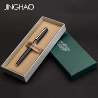 High Quality Gold Clip Hero Rollerball Pen Business Office Sign Ballpoint Pens For Christmas Gift School